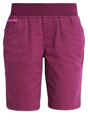 Marmot Cabrera Sports Shorts Deep Plum Berry