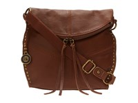 The Sak Silverlake Crossbody Tobacco Cross Body Handbags Brown