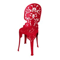 Seletti Industry Garden Chair Red
