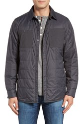 Mountain Hardwear Men's Hardware 'Trekkin' Lightweight Quilted Shirt Jacket