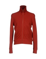 C.P. Company Cardigans Red