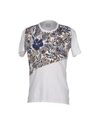 Master Coat Topwear T Shirts Men White