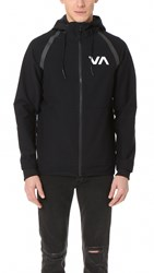 Rvca Va Sport Grappler Jacket Black