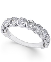 Sirena Diamond Anniversary Band 1 Ct. T.W. In 14K White Gold No Color