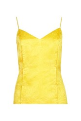 Topshop Wallace Cami By Unique Yellow