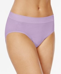 Jockey Cotton Seamless High Cut Brief 2083 Only At Macy's Old Soft Lilac