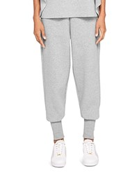 Ted Baker Says Relax Radonna Jogger Pants Light Gray