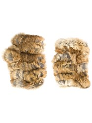 Jocelyn Classic Mittens Nude And Neutrals