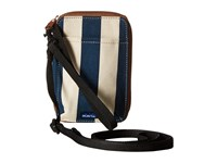 Kavu Funster Nautical Stripe Handbags Blue