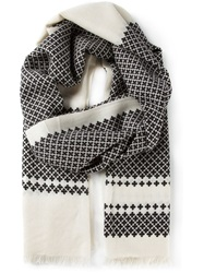 By Malene Birger 'Antiqua' Scarf Nude And Neutrals