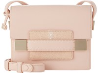 Delvaux Women's Madame Mini Shoulder Bag Nude