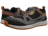Keen Utility Springfield Aluminum Toe Magnet Black Work Boots