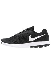Nike Performance Flex Experience Run 5 Lightweight Running Shoes Black White