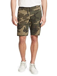 Ovadia And Sons Camo Cargo Shorts