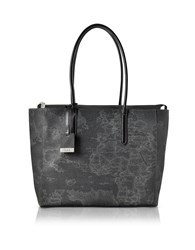 Alviero Martini 1A Classe Handbags Large Geo Black Tote