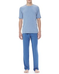 Ugg Blue Pajamas Set