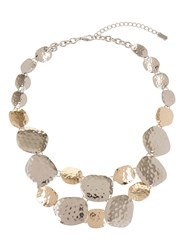 Hobbs Pippa Necklace Silver