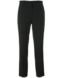 Each X Other Slim Fit Tailored Trousers Black
