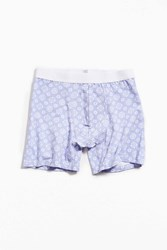 Urban Outfitters Medallion Boxer Brief Lavender