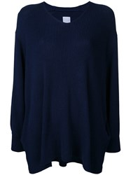 Cityshop Slouchy Sweater Blue