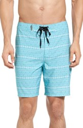 Hurley Men's Phantom Board Shorts Vivid Sky