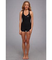 Rip Curl G Bomb 1Mm Cross Back Spring Suit Black Women's Swimsuits One Piece