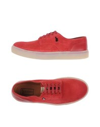 B Store Footwear Low Tops And Trainers Men Red