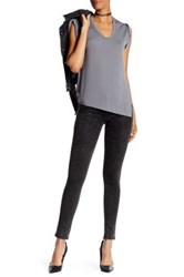 Big Star Alex Mid Rise Skinny Jean Gray
