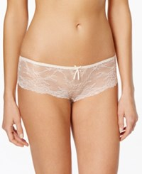 Heidi By Heidi Klum French Lace Hipster H308 1166B Only At Macy's Silver Peony Pristine