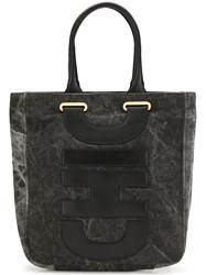 Moschino Cheap And Chic Tote Bag Black