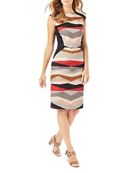 Phase Eight Kendra Printed Dress Multi