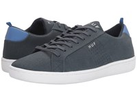 Huf Boyd Blue Night Men's Skate Shoes Orange