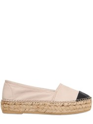 Kg By Kurt Geiger 35Mm Mellow Nappa Leather Espadrilles