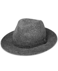 Levi's Men's Felt Ranger Hat Charcoal