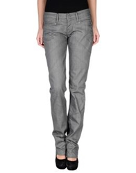 We Are Replay Denim Pants Grey