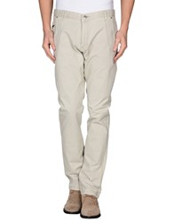 Yes Zee By Essenza Trousers Casual Trousers Men Beige