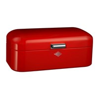 Wesco Grandy Bread Bin Red