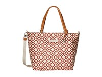 Petunia Pickle Bottom Glazed Altogether Tote Mazes Of Milano Tote Handbags Multi