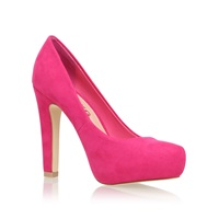 Miss Kg Annie High Heel Court Shoes Pink