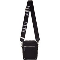 Valentino Black Garavani Crossbody Camera Bag