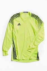 Adidas Goalkeeper Long Sleeve Tee Yellow