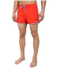 2Xist 2 X Ist Jogger Red Swimwear