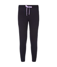 Chinti And Parker Contrast Pocket Cashmere Sweatpants Navy