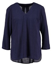 Opus Faye Blouse Reliable Blue