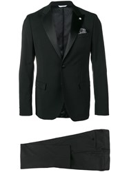 Manuel Ritz Two Piece Tuxedo Black