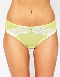Ultimo The One Lara Brazilian Brief Lime