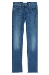 Seafarer Oyster Cropped Jeans