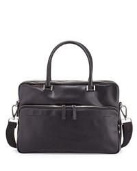 Salvatore Ferragamo Los Angeles Briefcase Black