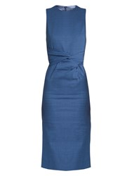 Sportmax Brunico Dress Blue