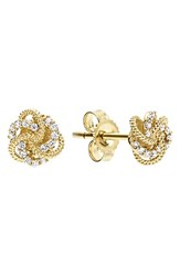 Women's Lagos 'Love Knot' Stud Earrings
